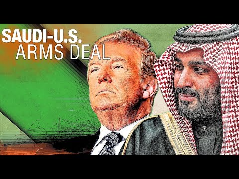 [15 October 2018] The Debate - Saudi-US Arms Deal - English