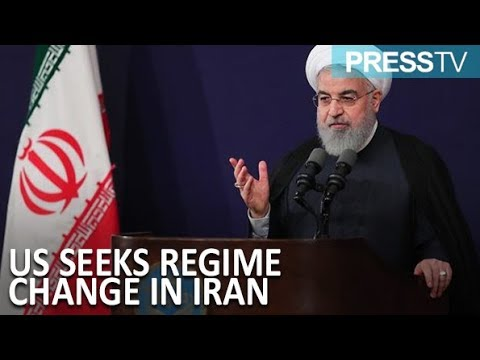 [15 October 2018] Rouhani: US in war against Iran, seeks \'regime change\' - English