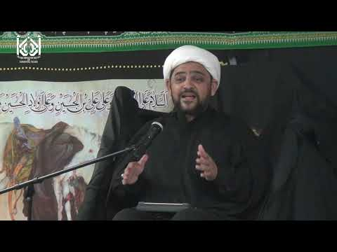 [02] Moulana Mohammad Ali Baig - Moharram 1440 AH - October 6, 2018 IEC Houston USA English