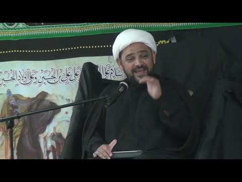 [03]  Moulana Mohammad Ali Baig - Moharram 1440 AH - October 7, 2018 IEC Houston USA  English