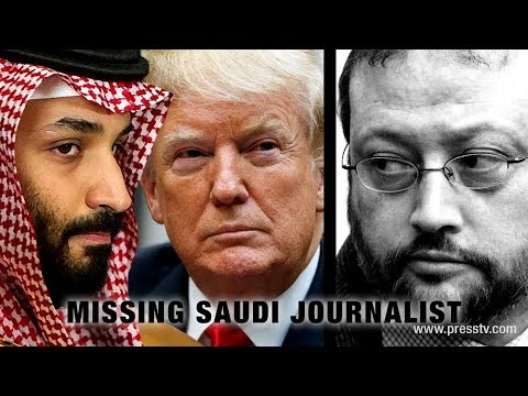 [17 October 2018] The Debate - Missing Saudi journalist - English