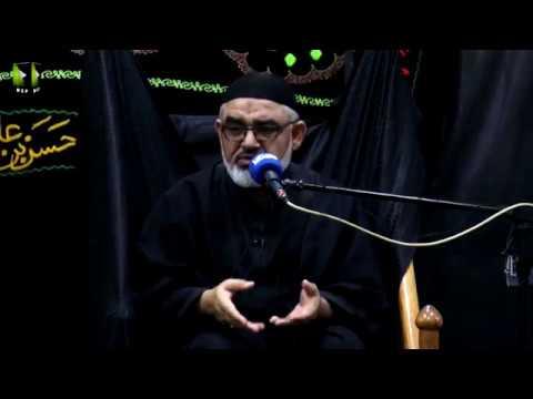 [8] Topic: دعا ، زیارت اور اہلبیتؑ کی تعلیمات | H.I Ali Murtaza Zaidi | Safar 1440 - Urdu