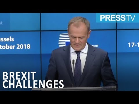 [20 October 2018] UK PM ready to drop demand on Irish border - English