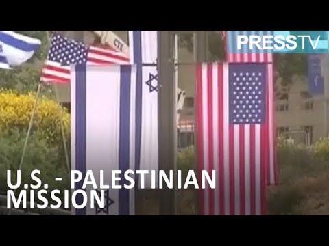 [20 October 2018] Palestinians slam US decision to close al-Quds consulate - English