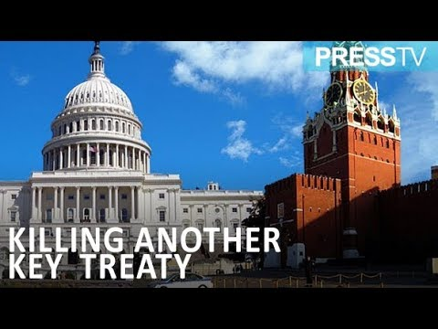 [21 October 2018] US will pull out of nuke treaty with Russia: Trump - English