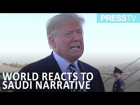 [21 October 2018] Trump, EU leaders not satisfied with Saudi account of Khashoggi death - English