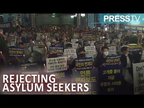[21 October 2018] South Korea rejects Yemeni asylum seekers - English