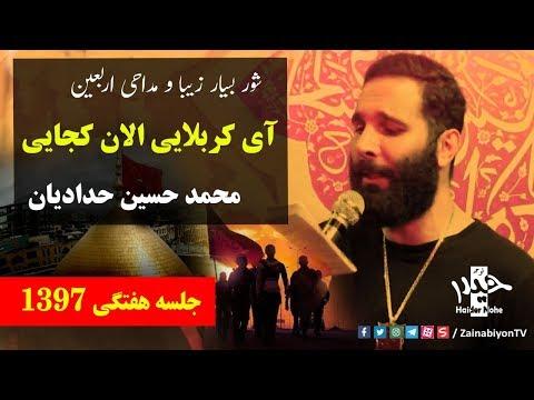 آی کربلایی الان کجایی (مداحی اربعین)  محمد حسین حدادیان | Farsi