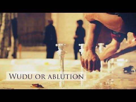 Spiritual Journey | EP3 | Wudu or Ablution | by Maulana Ali Raza Rizvi 2018 - Urdu