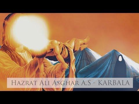 Spiritual Journey | EP9 | Hazrat Ali Asghar A.S | Karbala | Maulana Ali Raza Rizvi 2018 - Urdu