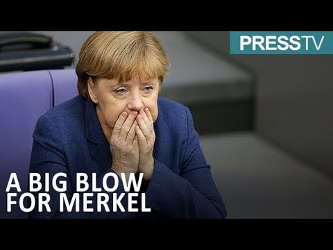 [29 October 2018] Merkel\'s party suffers heavy loss in Hesse polls - English