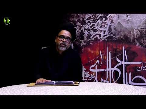 [Clip 3] اربعین راہ قرب Arbaeen Rah Qurb | H.I Haider Abbas Abidi - Urdu