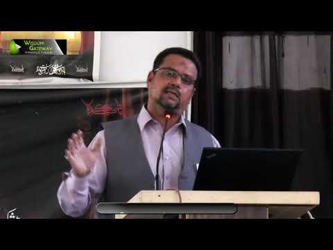 Yom e Hussain یومِ حسین ع   Prof.Zahid Ali Zahidi - Urdu