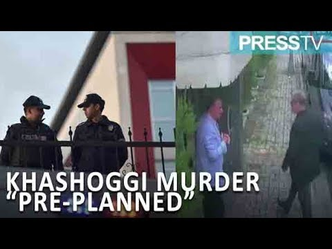 [1 November 2018] Turkey: Saudi journalist\'s murder \'pre-planned\' - English