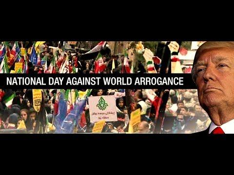 [5 November 2018]  The Debate - National Day Against World Arrogance - English