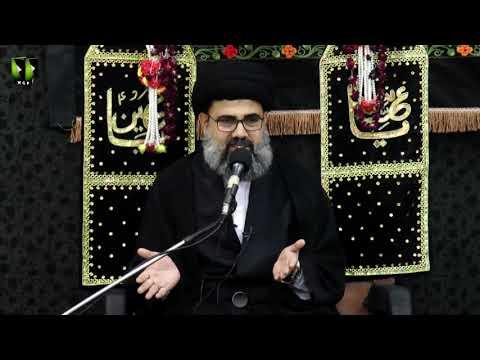 [01] Ikhlaq e Momin | اخلاقِ مومن | H.I Ahmed Iqbal Rizvi - Urdu