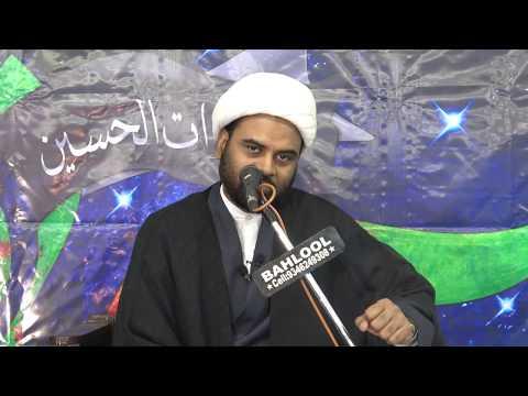 Majlis 03 - Seerat e Imam Sajjad (as) - Moulana Akhtar Abbas Jaun-urdu