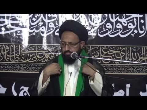 [Majlis] Topic: نظام خلافت اور اس کے تقاضے | H.I Sadiq Raza Taqvi - Urdu