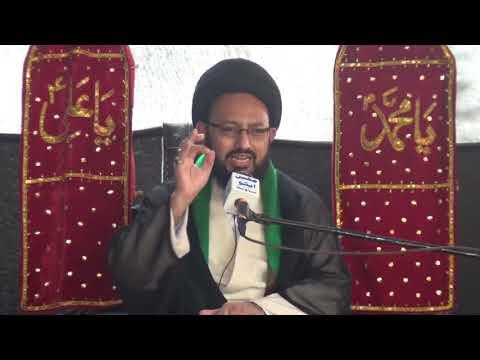 [Majlis] Topic: رسول اکرم ؐ کی تعلیمات اور وحدت مسلم | H.I Sadiq Raza Taqvi - Urdu