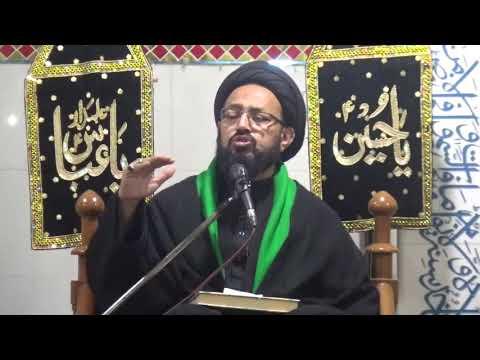 [Majlis 2] Topic: سیرت معصومینؑ عملی تقاضے | H.I Sadiq Raza Taqvi - Urdu