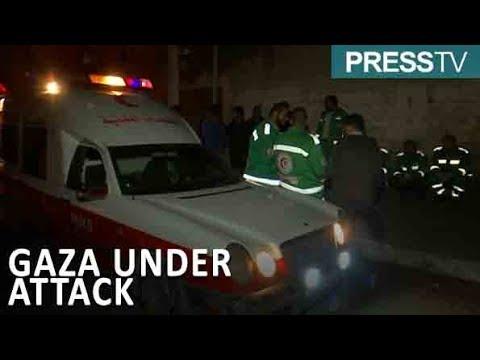 [13 November 2018] 3 Palestinians killed in fresh Israeli airstrikes - English