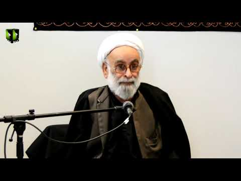 [Majlis] Topic: کتاب الہی کا مخاطب انسان | H.I Haider Ali Jawadi  | Muharram 1440/2018 - Urdu