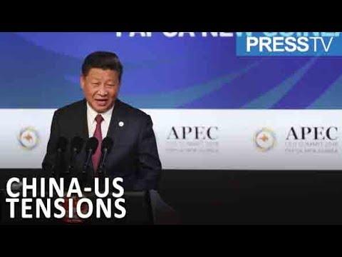 [18 November 2018] China blasts U.S. protectionism & unilateralism - English