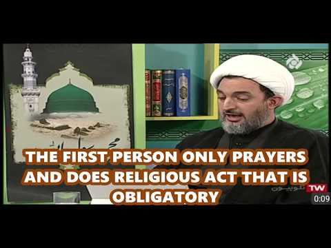 PROPHET MOHAMMED EXPLAINS WHOSE STATUS IS HIGHER (Eng Subtitle)