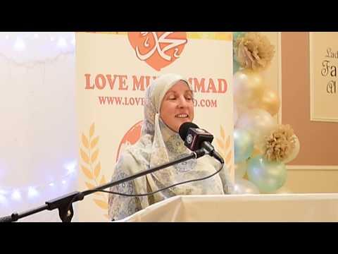 Kate Godfrey | Islamic Unity Conference 2018 AIM UK-English
