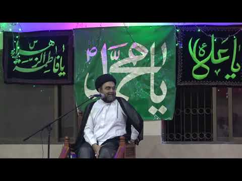 [Speech] Millad-e-Sadiqaain -  ؑمیلاد صادقین | Moulana Syed Muhammad Ali Naqvi - Urdu
