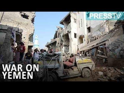 [27 November 2018] International aid groups urge U.S. to stop arming Saudis - English