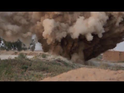 [04Dec2018] EEUU intensifica sus masacres en el este de Siria - Spanish