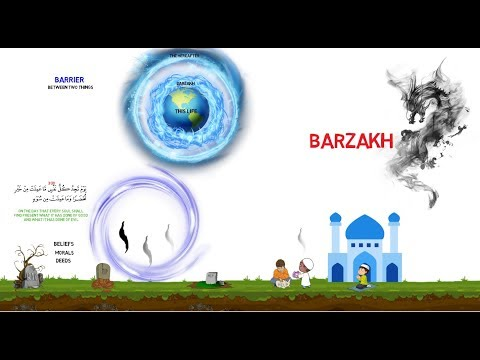 Resurrection Lesson 7 - The World of Barzakh - English