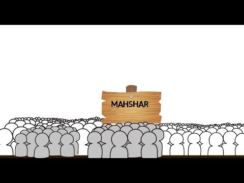 Resurrection Lesson 9 - Mahshar the Gathering Place - English