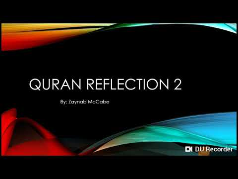 Intercession in Quran English  - English