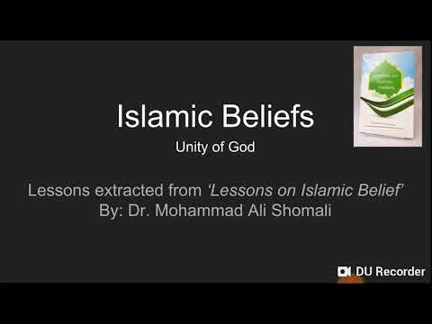 Tawheed: Shia Islamic belief in Brief in English  - English