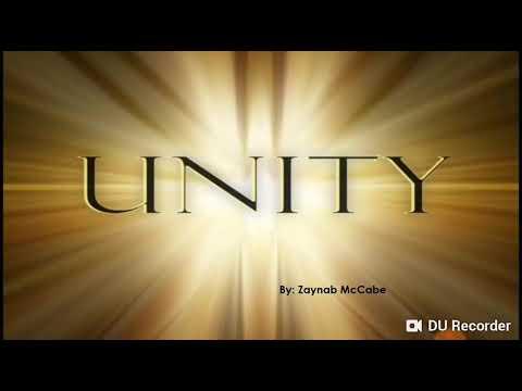 Unity in English - English