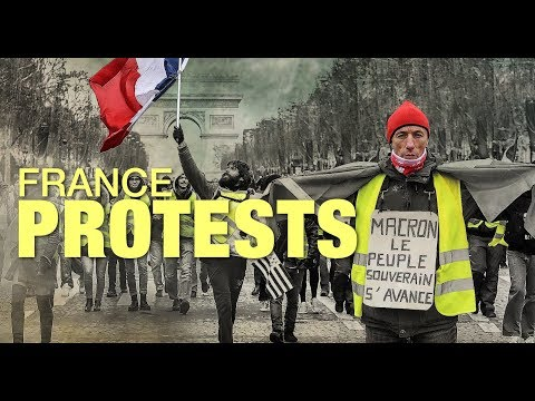 [16 December 2018] The Debate - France Protests - English