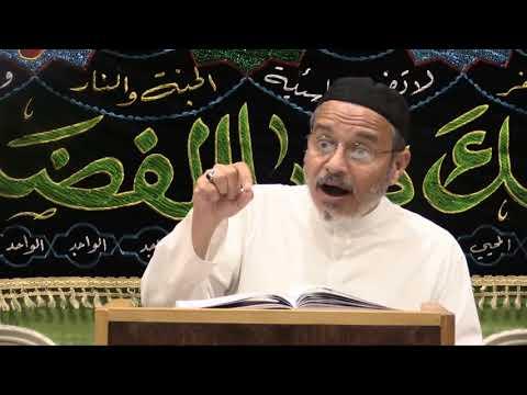 [08] - Tafseer Surah Anaam - Tafseer Al Meezan - English