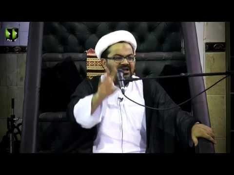 [Clip] Dunya Daar e Emtehaan | H.I Muhammad Raza Dawoodani - Urdu