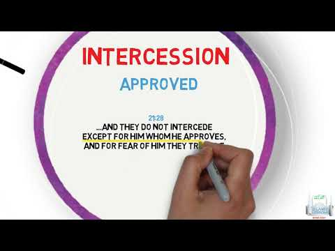 Resurrection Lesson 12 - Intercession - English