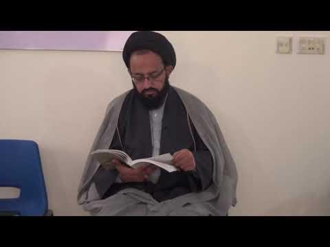 [3] Topic: Irfan-e-Sadiq Or Irfan-e-Kazib | H.I Sadiq Raza Taqvi - Urdu
