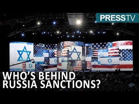 [22 December 2018] Jews using US Treasury to wage economic war on Russia: Writer - English