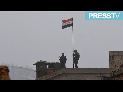 [3 January 2019] Kurdish fighters withdraw from Manbij: Syria - English
