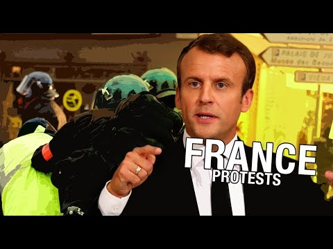 [6 January 2019] The Debate - France Protests- English