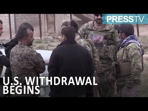 [12 January 2019] US says Syria withdrawal has begun; Russia doubtful - English
