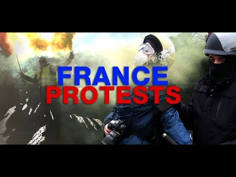 [13 January 2019] The Debate - France Protests - English