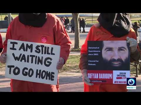 [13 January 2019] Guantanamo 17 years on... Forty men are still held behind tall fences - English