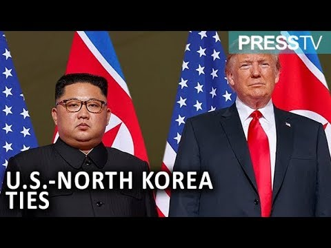 [19 January 2019] Kim\'s right-hand man visits White House - English