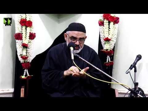 [Majlis 3] Ayam e Fatimia(s.a) | H.I Ali Murtaza Zaidi - Urdu